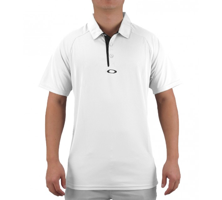OAKLEY ELEMENTAL 2.0 POLO WHITE - SS16