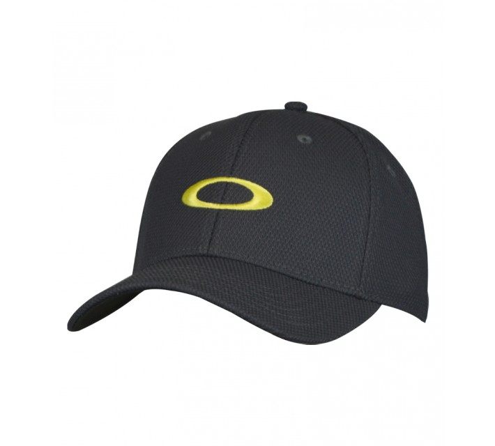 OAKLEY GOLF ELLIPSE HAT VINTAGE YELLOW - AW15