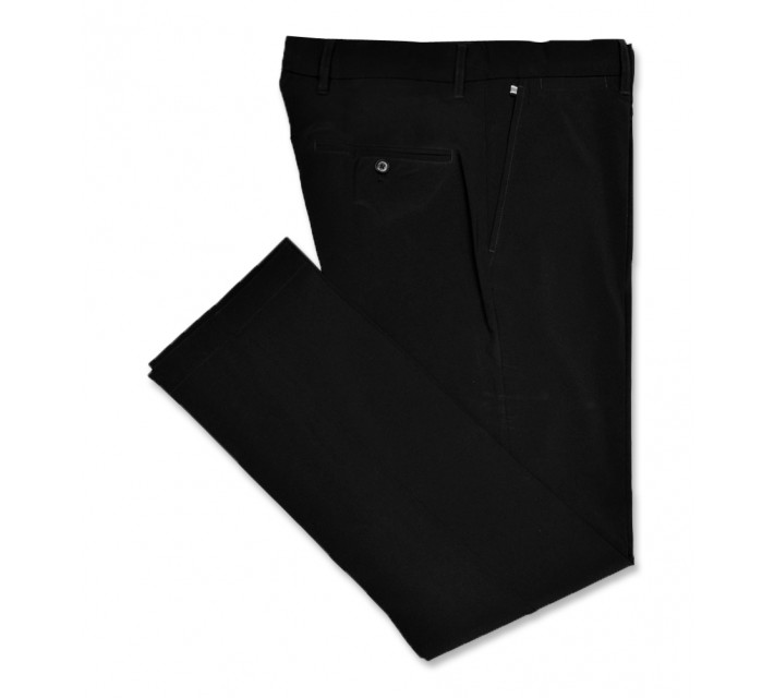 J. LINDEBERG ELOTT MICRO STRETCH PANTS BLACK - AW16
