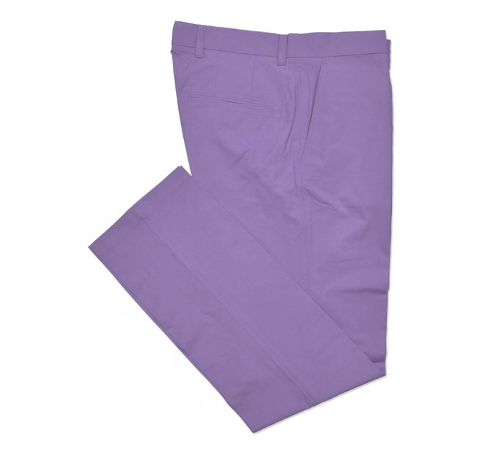 J. LINDEBERG ELOF LIGHT POLY PANTS PURPLE DUST - SS16