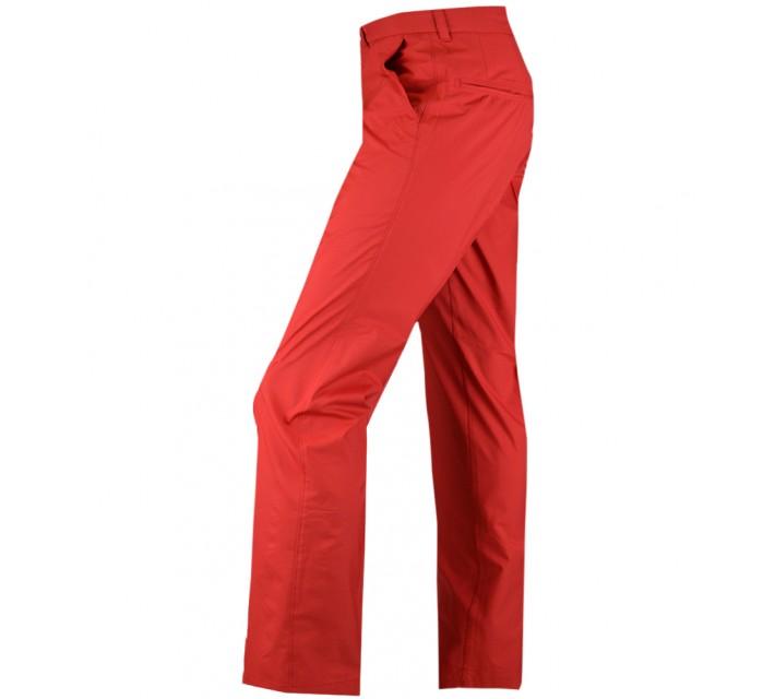 J. LINDEBERG ELOF SLIM LIGHT POLY PANTS RED INTENSE - AW15
