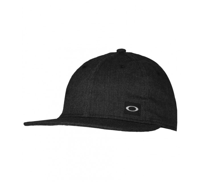 OAKLEY ENDURO HAT JET BLACK HEATHER - AW16