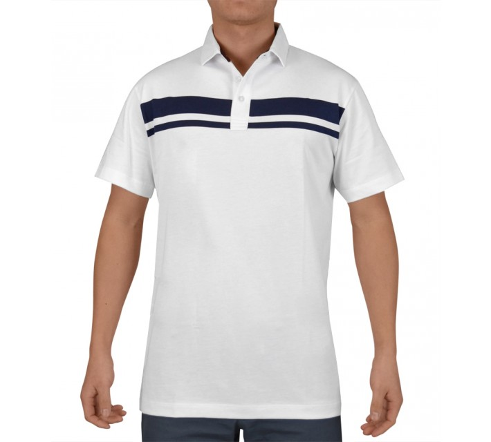 DEVEREUX EOS GOLF POLO NAVY - SS15