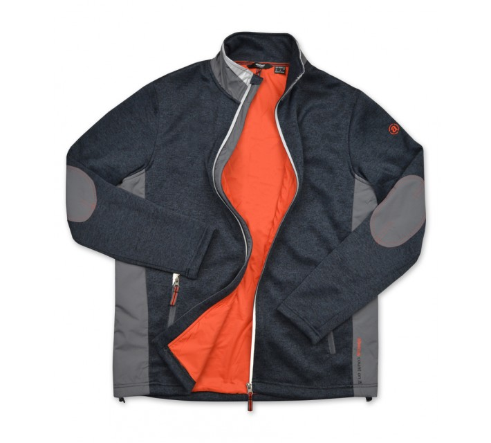 ABACUS VEN WIND STOP JACKET BLACK - AW15