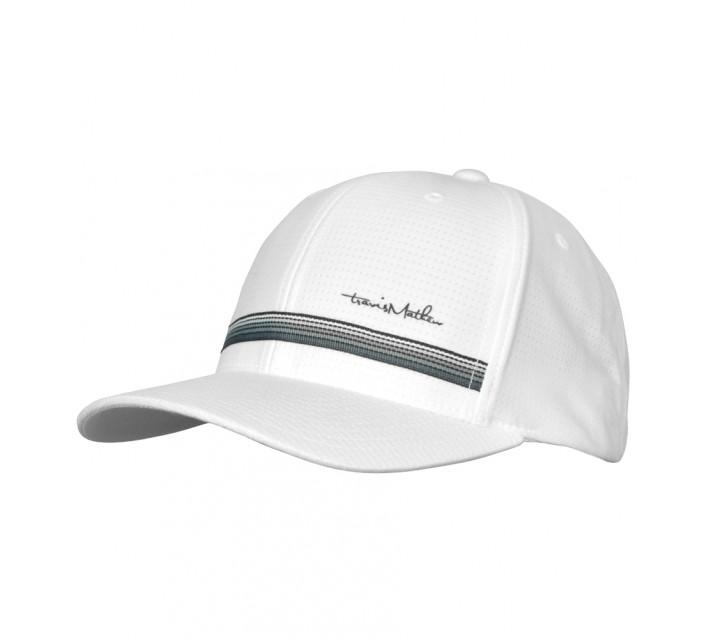 TRAVISMATHEW FETRIDGE HAT WHITE - AW16