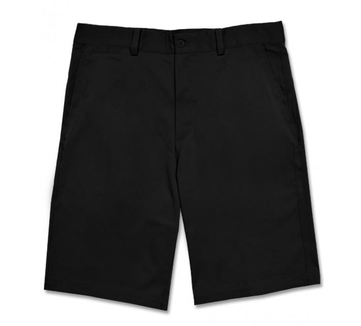 NIKE GOLF FLAT FRONT SHORT BLACK - AW16 CLOSEOUT