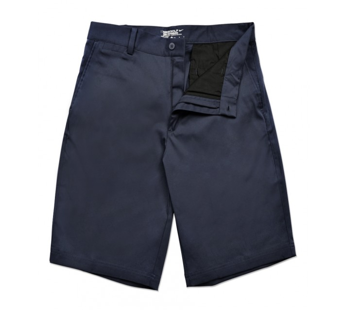NIKE GOLF FLAT FRONT SHORT MIDNIGHT NAVY - SS16 CLOSEOUT