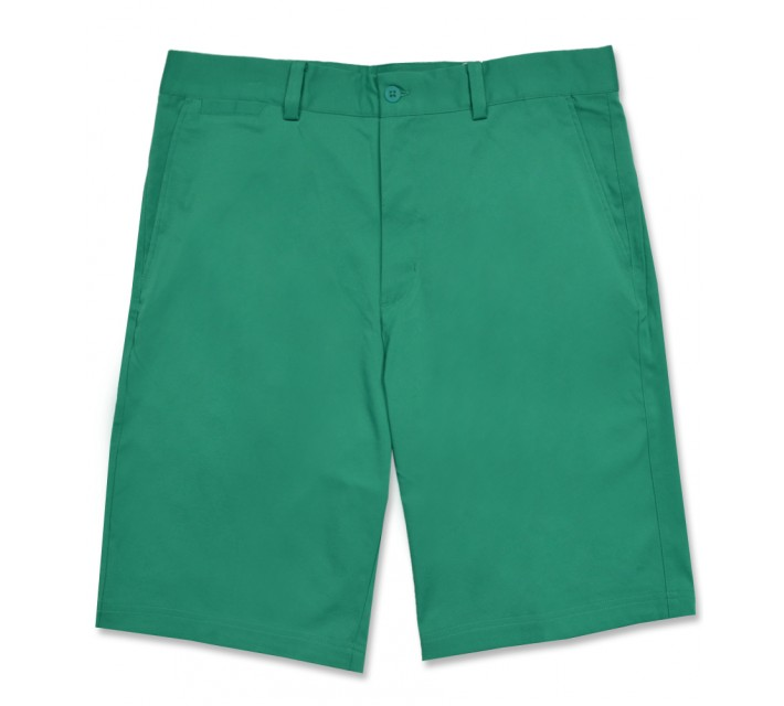 NIKE FLAT FRONT SHORT RIO TEAL - AW16
