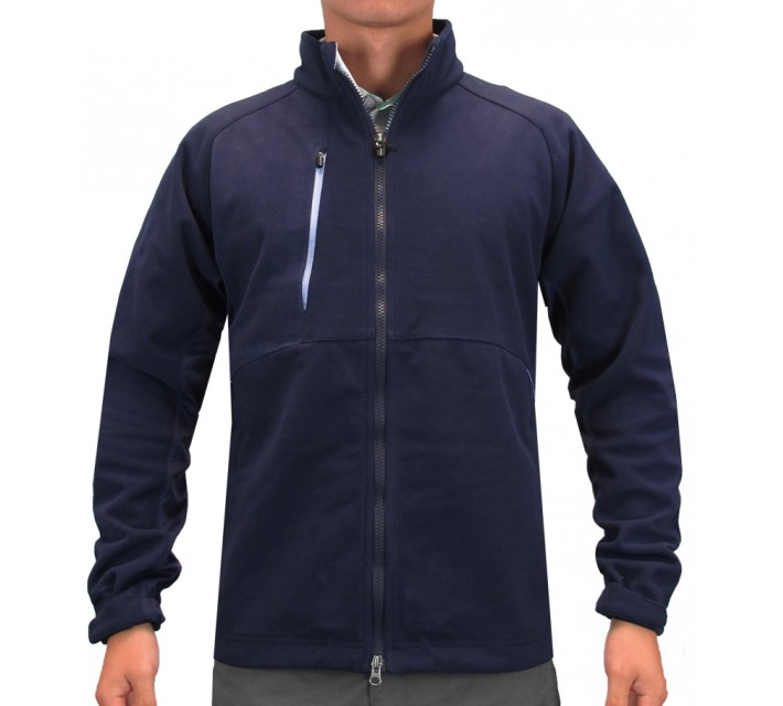 ZERO RESTRICTION WINDSTOPPER OLD ELM JACKET NAVY - AW15