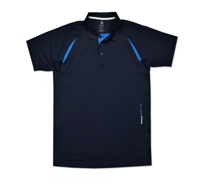 ABACUS FLUME POLO MIDNIGHT BLUE - SS16