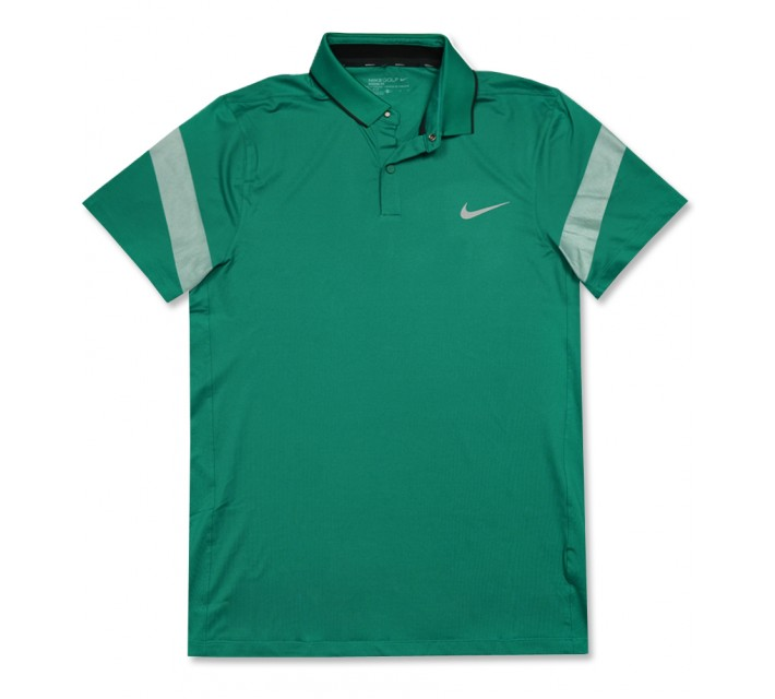 NIKE MAJOR MOMENT FLY FRAMING COMMANDER POLO TEAL CHARGE - AW16 CLOSEOUT