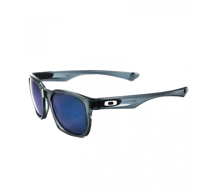 OAKLEY GARAGE ROCK CRYSTAL BLACK WITH ICE IRIDIUM