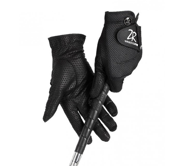 ZERO RESTRICTION WINDSTOPPER WINTER GLOVES BLACK - AW16