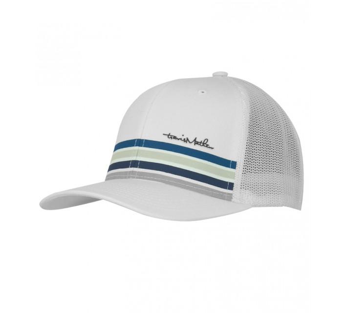 TRAVISMATHEW GOLDEN HAT WHITE - SS16