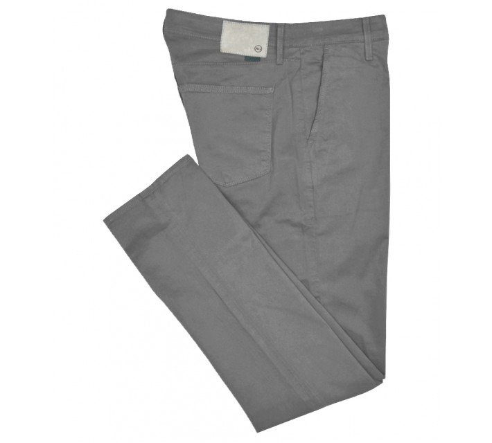 AG GREEN LABEL THE GRADUATE TROUSER QUIET GREY - SS16
