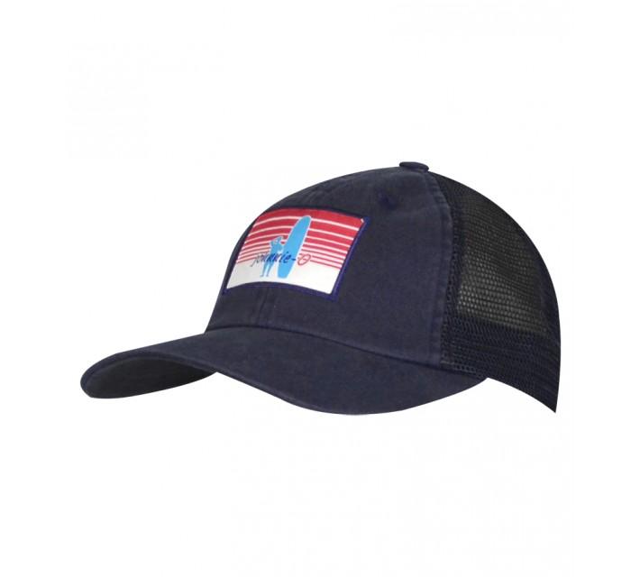 JOHNNIE-O GRANT CAP NAVY - SS15