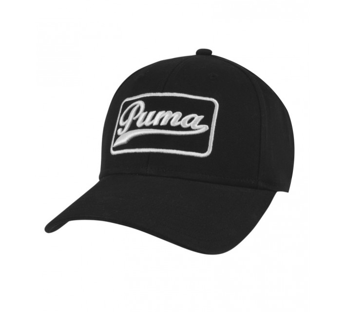 PUMA GREENSKEEPER ADJUSTABLE CAP BLACK - AW15