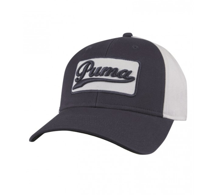 PUMA GREENSKEEPER ADJUSTABLE CAP DARK GREY - AW15