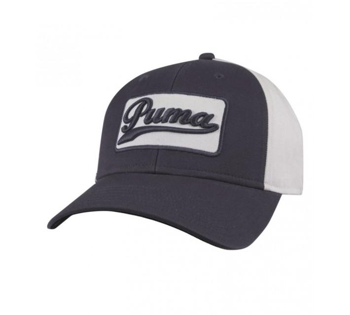 PUMA GREENSKEEPER ADJUSTABLE CAP DARK GREY - AW15