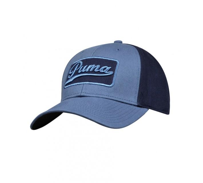 PUMA GREENSKEEPER ADJUSTABLE CAP BLUE HEAVEN/PEACOAT - SS16