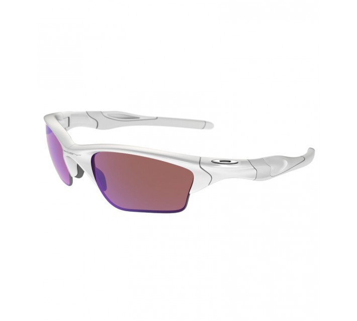 OAKLEY HALF JACKET 2.0 MATTE WHITE WITH G30 POLARIZED