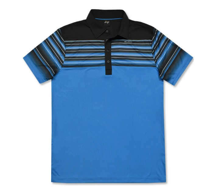 SLIGO HALTON POLO BALI BLUE - AW16