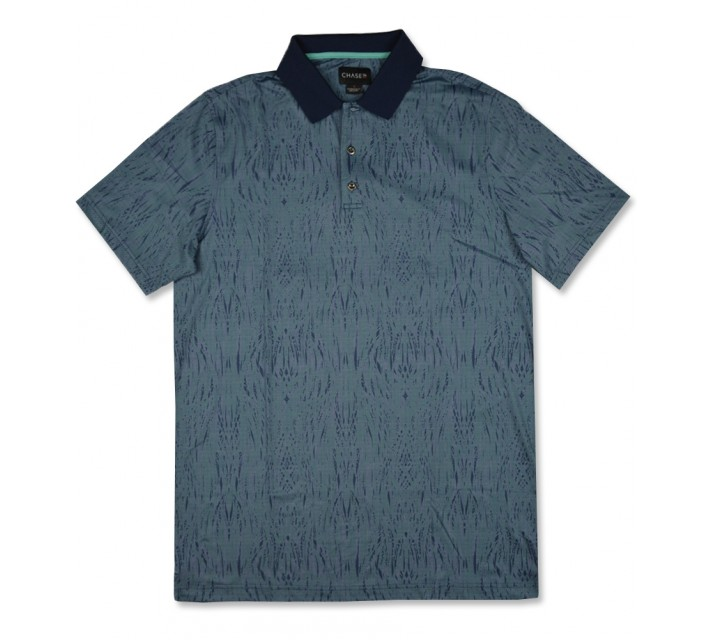 CHASE54 HANKS POLO NAVY - SS16
