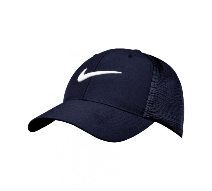 NIKE LEGACY 91 TOUR MESH CAP MIDNIGHT NAVY - SS16 CLOSEOUT