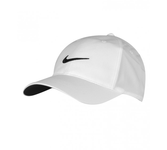 NIKE TECH SWOOSH CAP WHITE - AW15 CLOSEOUT