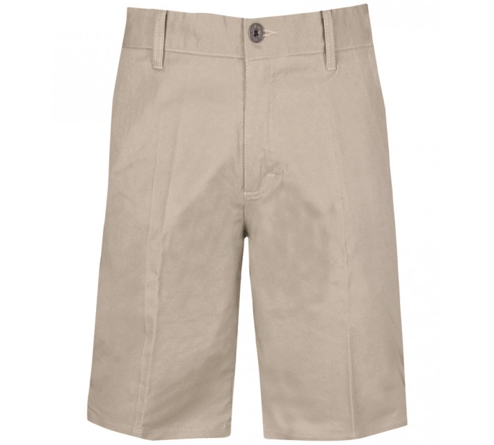 ABACUS HAYDEN COTTON STRETCH SHORT SAND - SS15