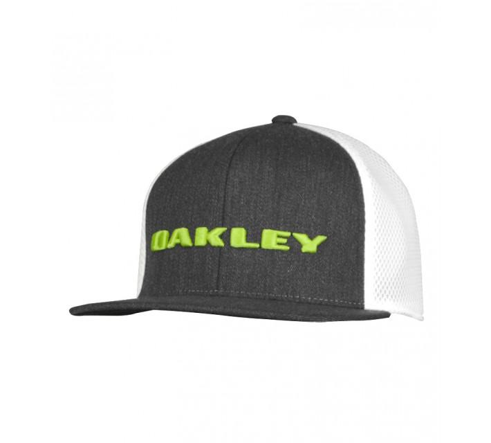 OAKLEY HEATHER HAT GRAPHITE - AW15
