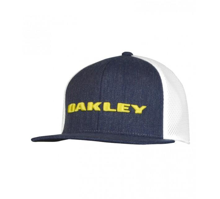 OAKLEY HEATHER HAT PEACOAT - AW15