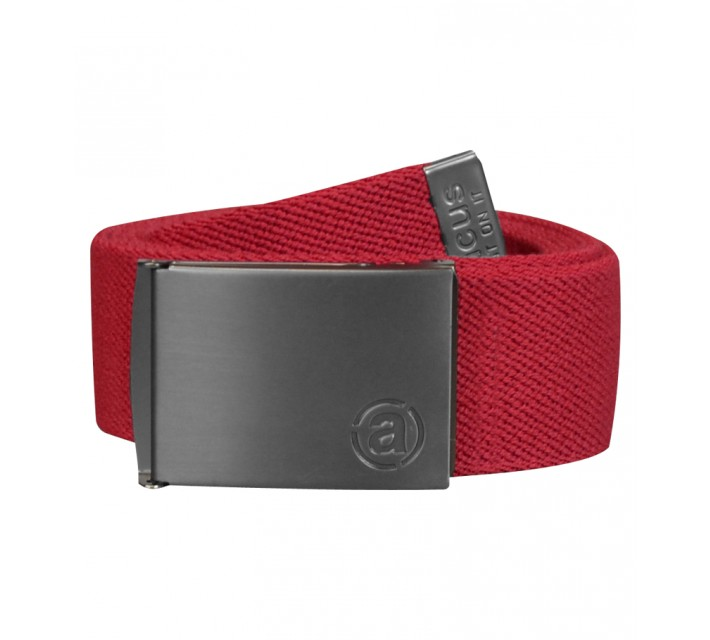 ABACUS HIRSEL BELT RED - SS16