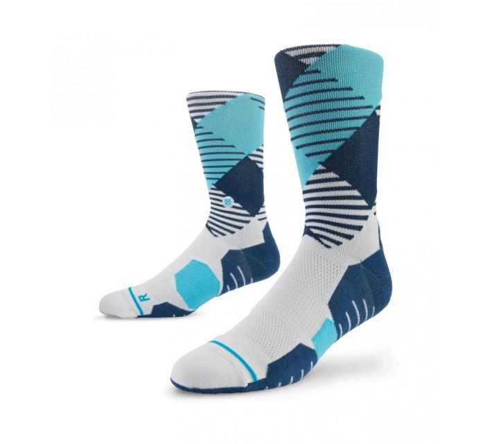 STANCE GOLF SOCKS HOOK BLUE - AW15