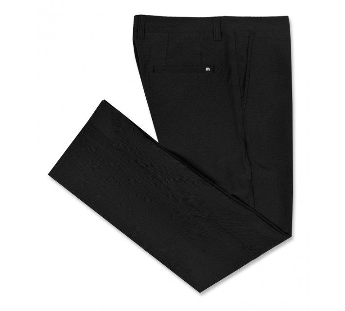 TRAVISMATHEW GOLF PANTS HOUGH BLACK - SS17