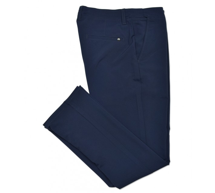 TRAVISMATHEW HOUGH-FLEX GOLF PANTS NAVY - AW16