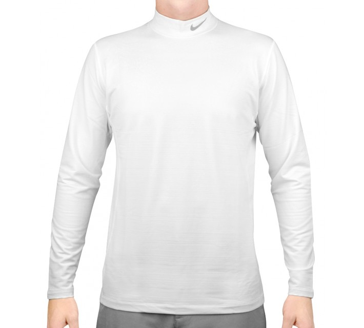 NIKE GOLF HYPERWARM BASE LAYER WHITE - SS16 CLOSEOUT