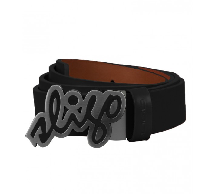 SLIGO GOLF ICON BELT BLACK - AW15