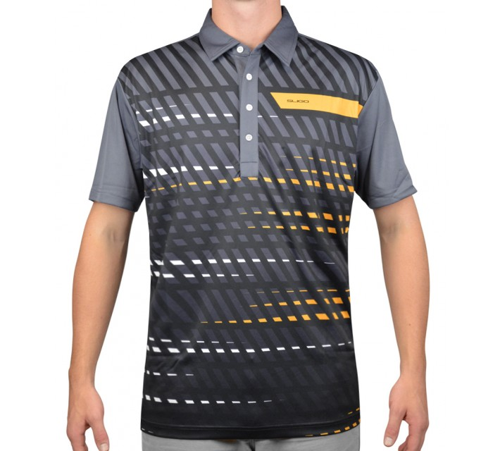 SLIGO GOLF SHIRT JAXON TWILIGHT - AW15