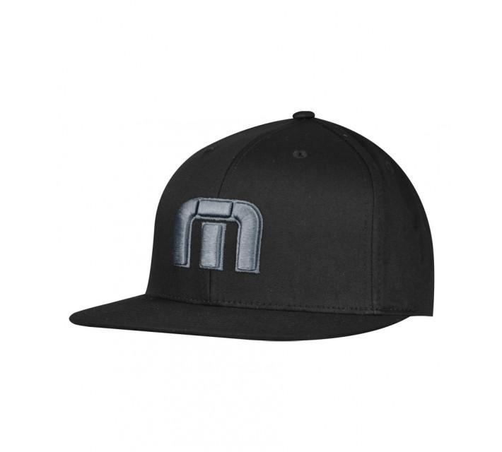 TRAVISMATHEW KEEGAN HAT BLACK - SS16