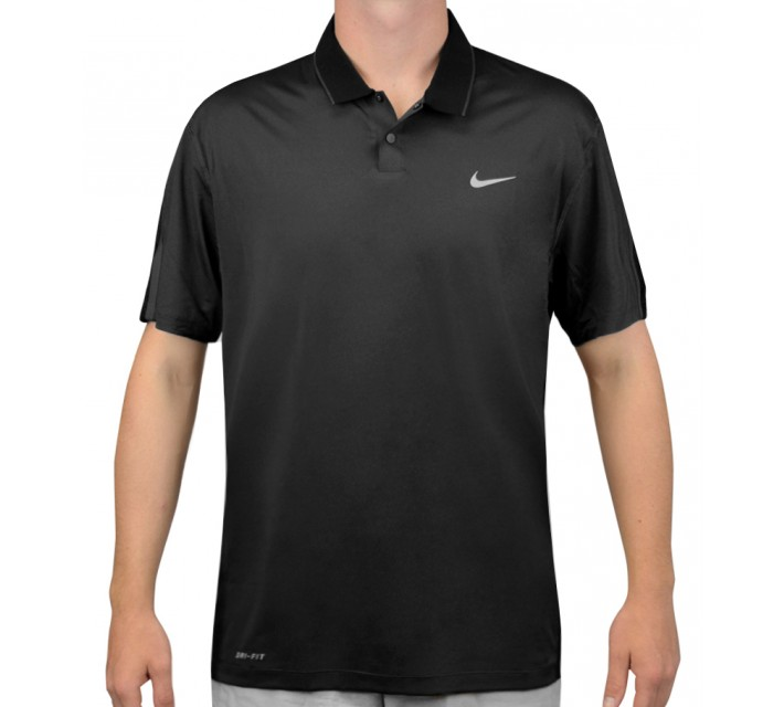 TIGER WOODS KIMONO BODY MAP POLO ANTHRACITE - AW15 CLOSEOUT