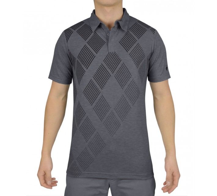 CROSS KLINT GOLF POLO FLINT STONE - SS15
