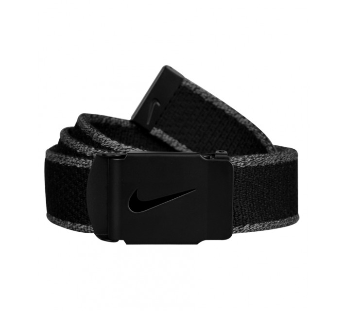 NIKE KNIT WEB BELT BLACK - AW16