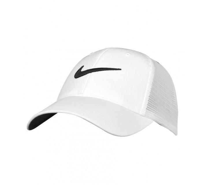 NIKE LEGACY 91 TOUR MESH CAP WHITE - SS16 CLOSEOUT