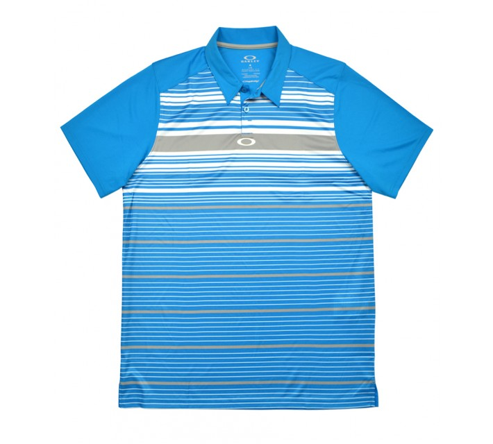 OAKLEY LEGACY POLO PACIFIC BLUE - SS16
