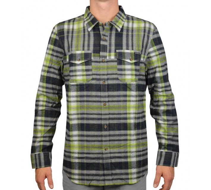 OAKLEY LOGISTIC WOVEN SHIRT WHITE - AW15