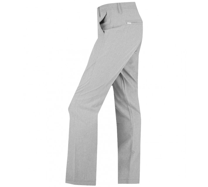 LINKSOUL 4-WAY STRETCH TEXTURED PANT CHALK - AW15