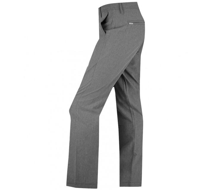 LINKSOUL 4-WAY STRETCH TEXTURED PANT DARK GREY - AW15