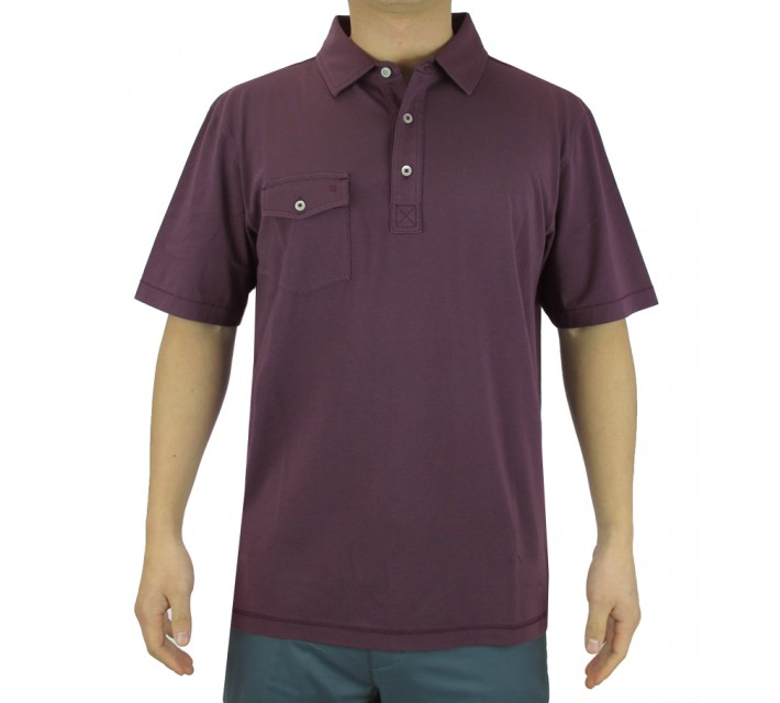 LINKSOUL INNOSOFT COTTON JERSEY PLUM - SS15
