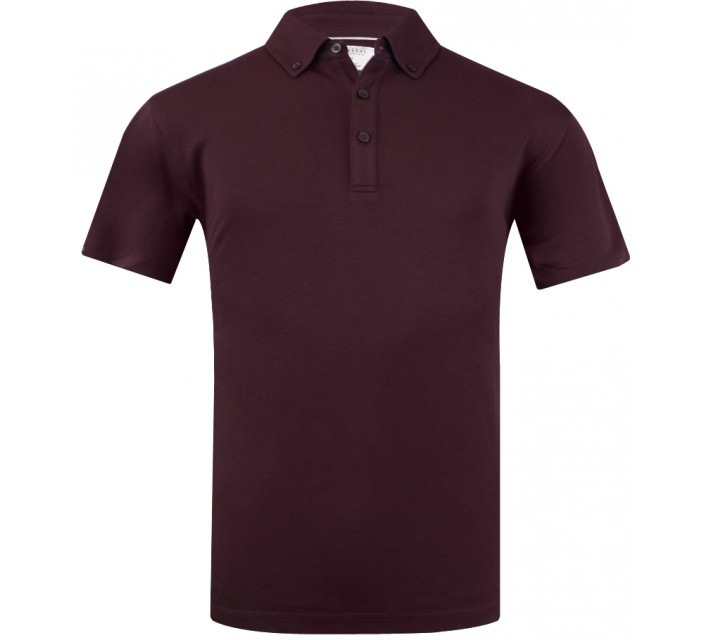 LINKSOUL INNOSOFT COTTON INTERLOCK MERLOT - AW15